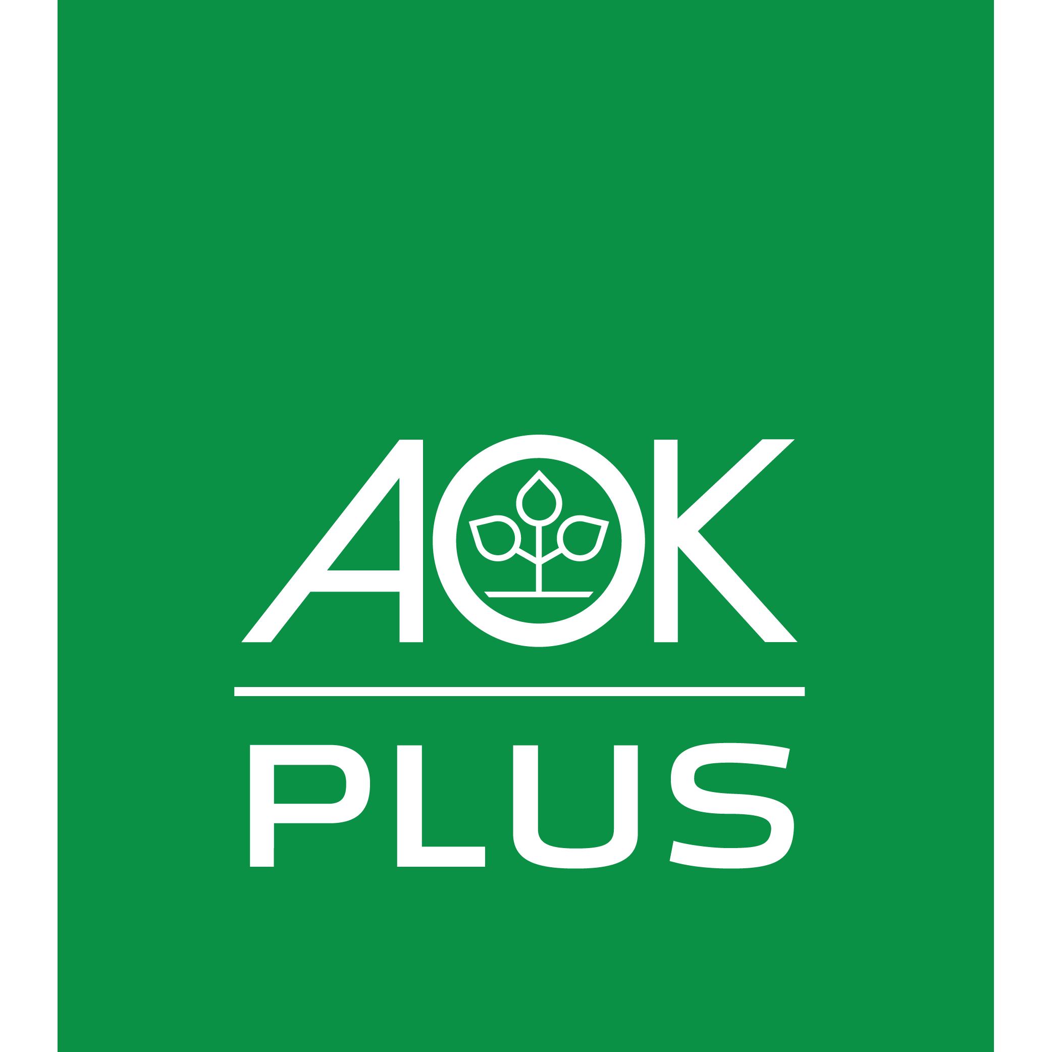 Markenzeichen der AOK Plus