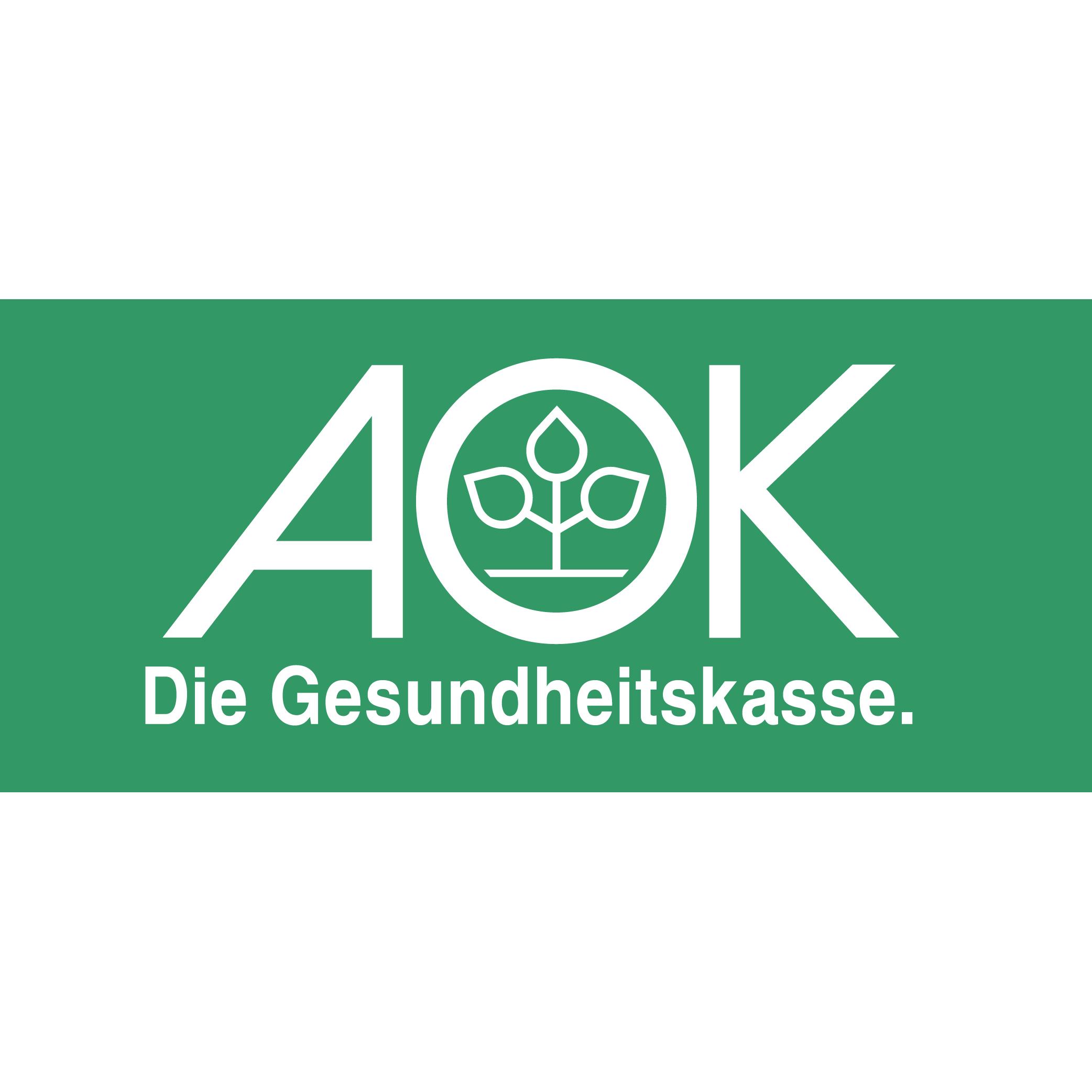 Markenzeichen der AOK Sachsen-Anhalt