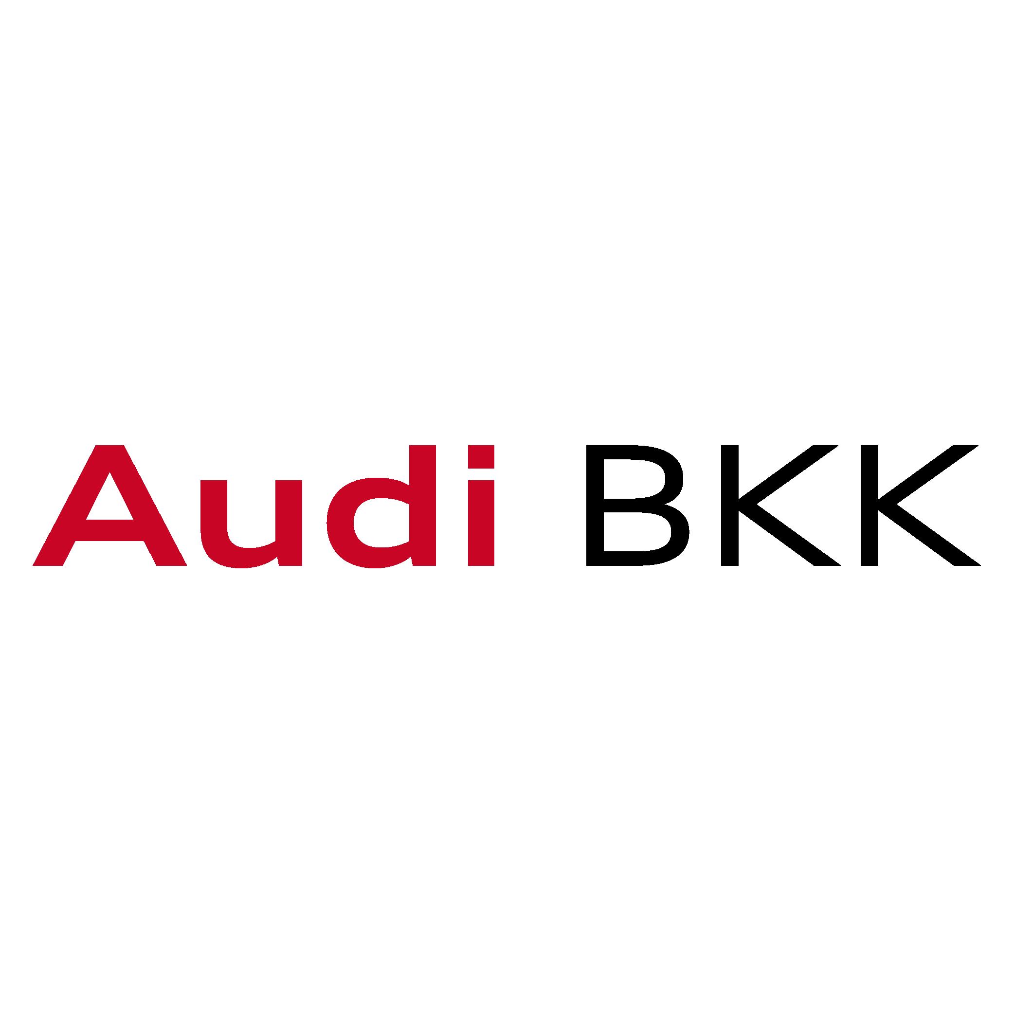 Markenzeichen der Audi BKK
