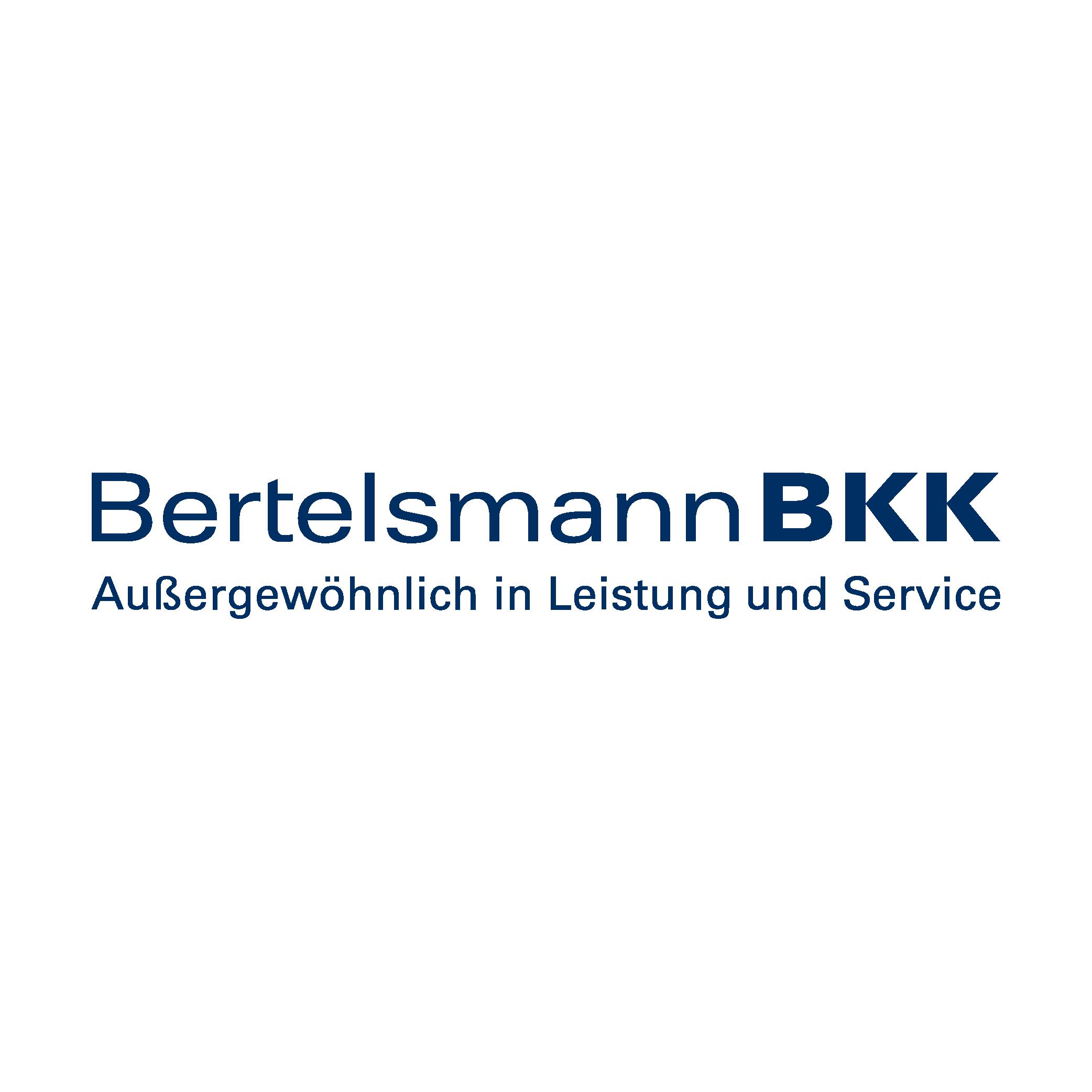 Markenzeichen der Bertelsmann BKK
