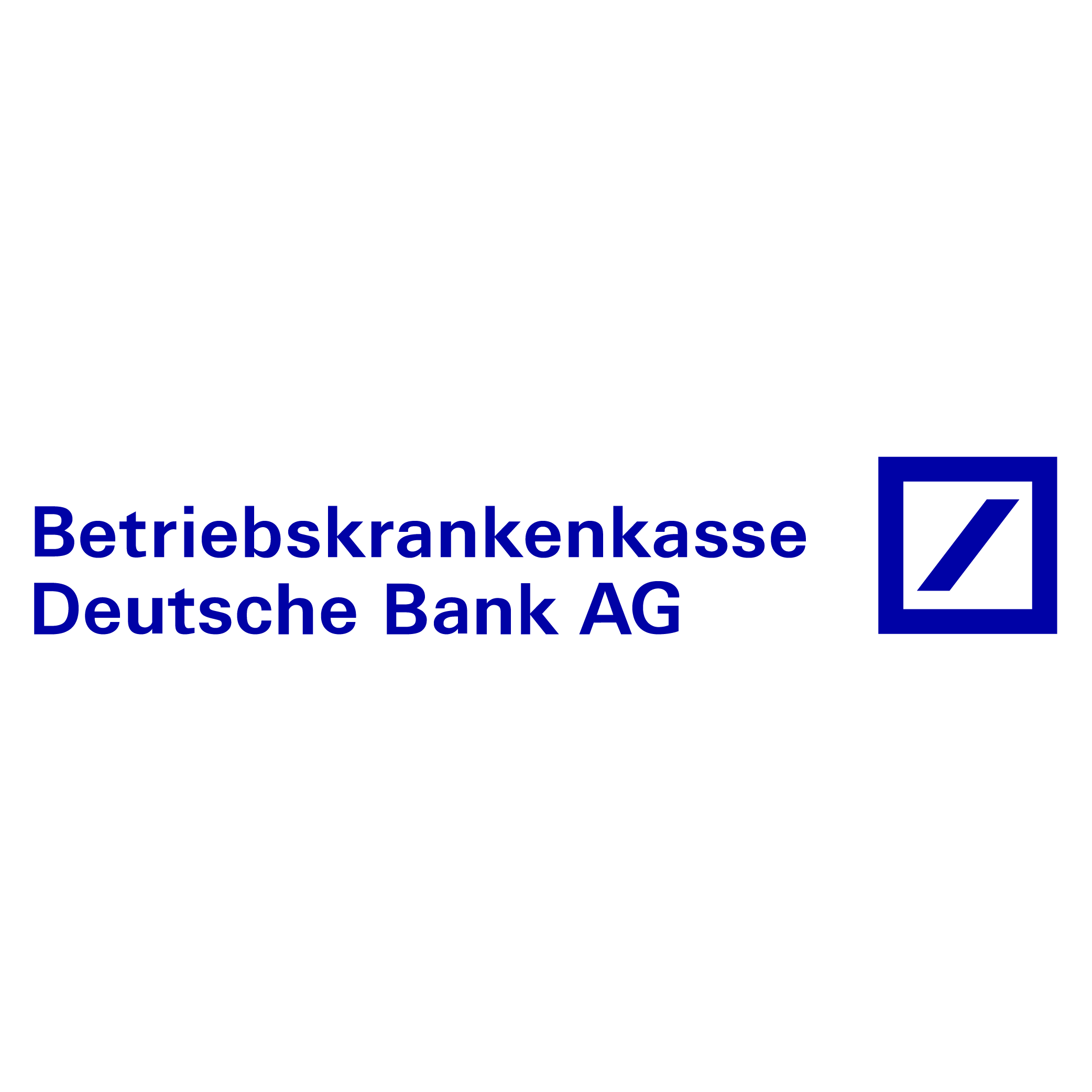 Markenzeichen der BKK Deutsche Bank AG