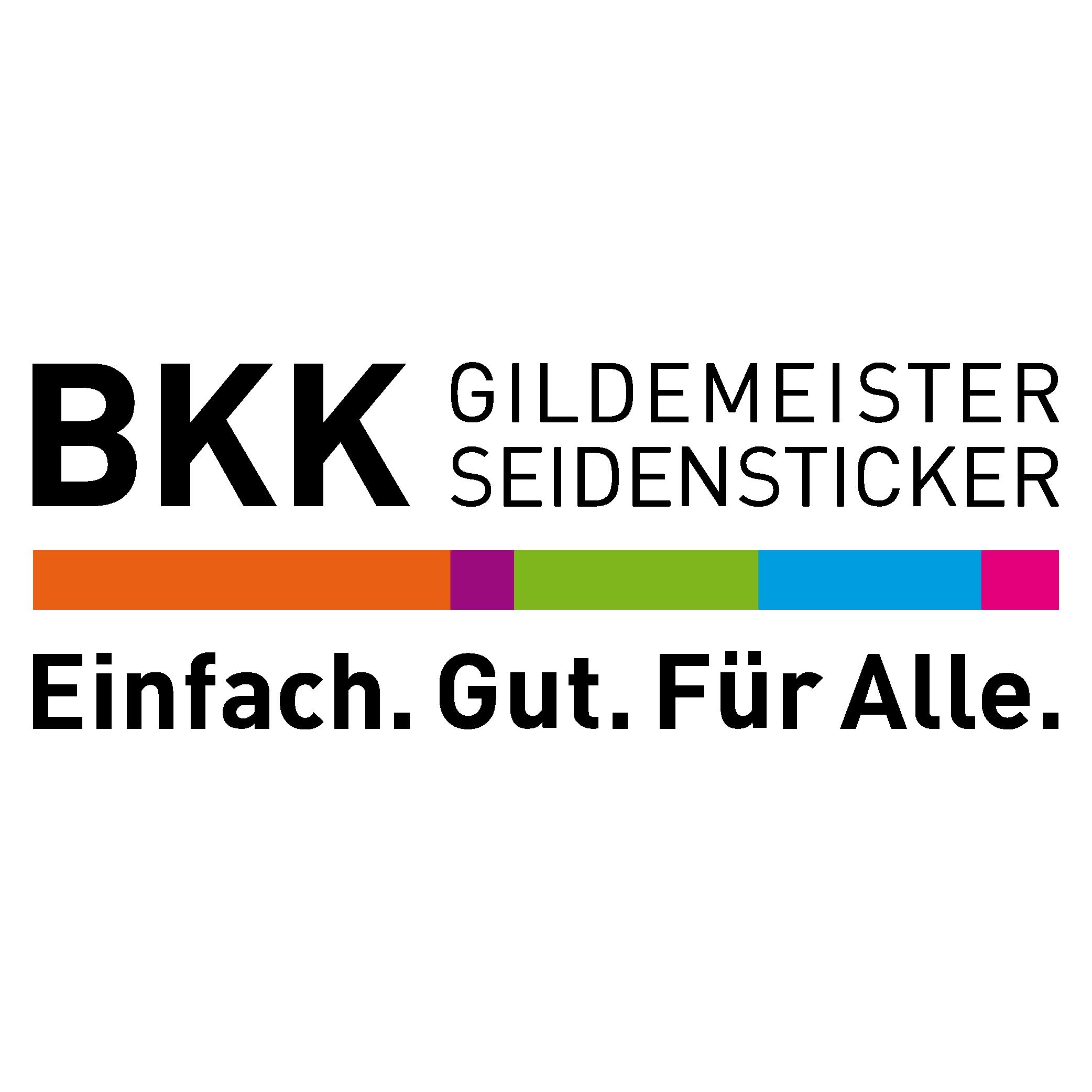 Markenzeichen der BKK GILDEMEISTER SEIDENSTICKER