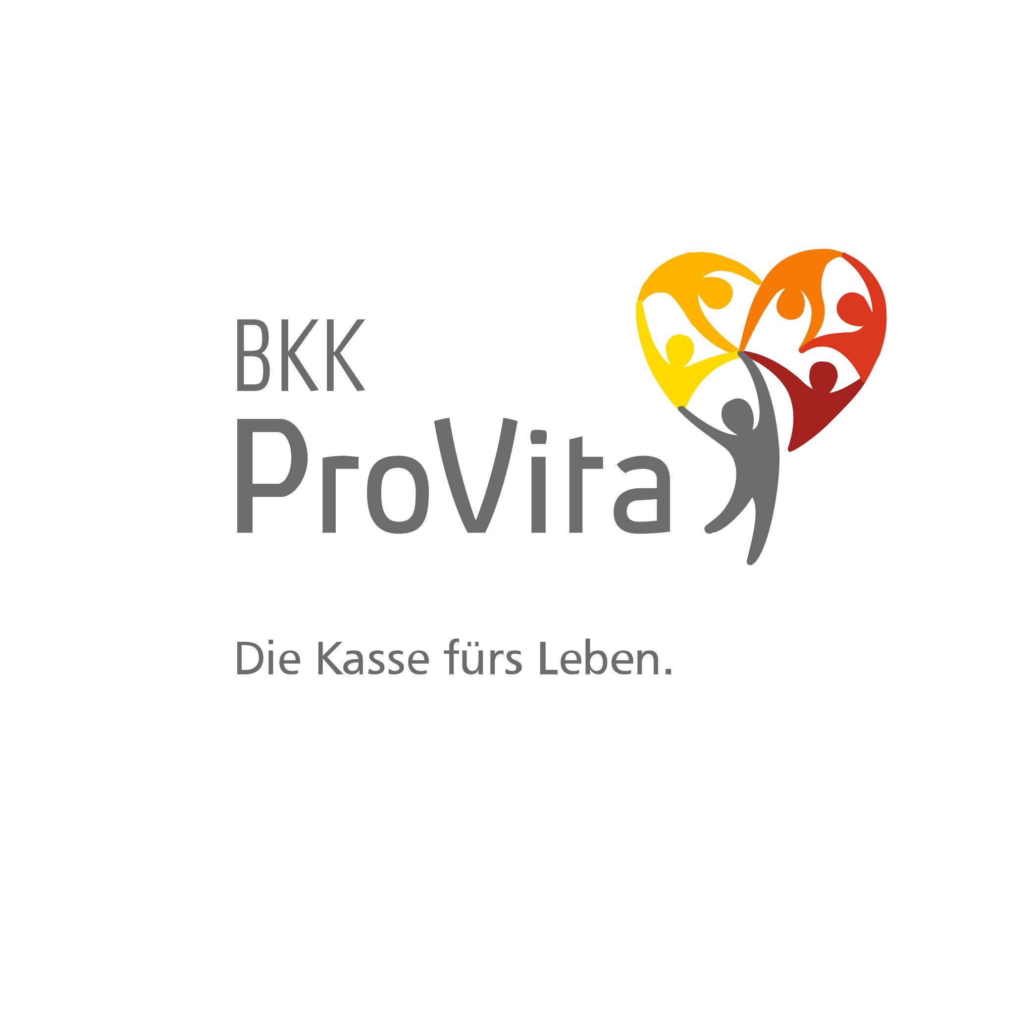 Markenzeichen der BKK ProVita