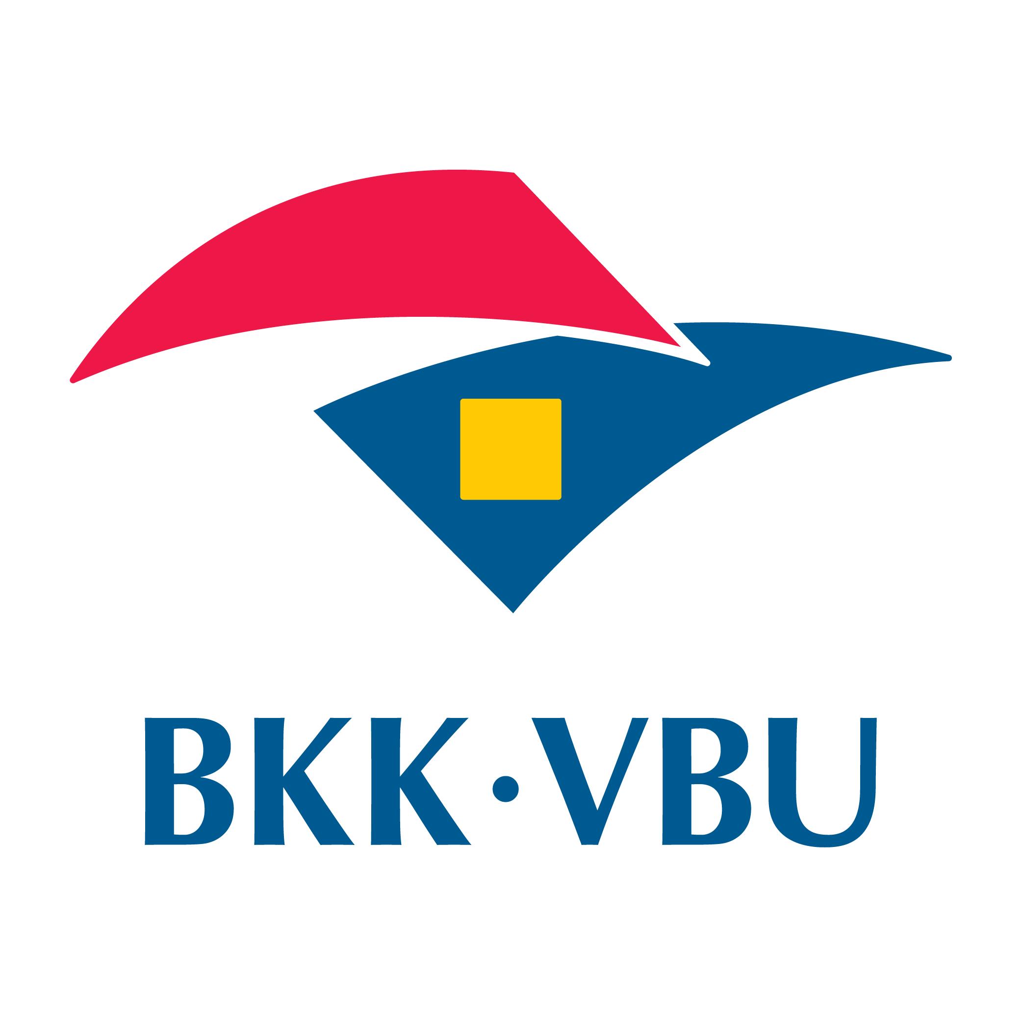 Markenzeichen der BKK Verkehrsbau Union (VBU)