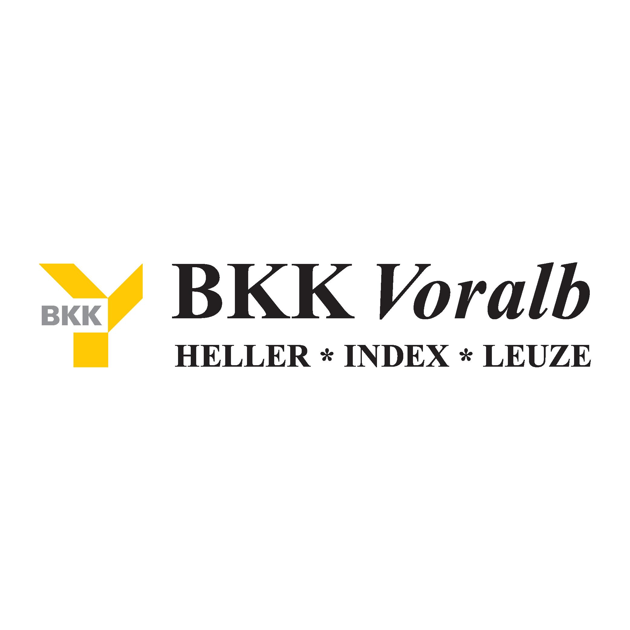 Markenzeichen der BKK Voralb HELLER*LEUZE