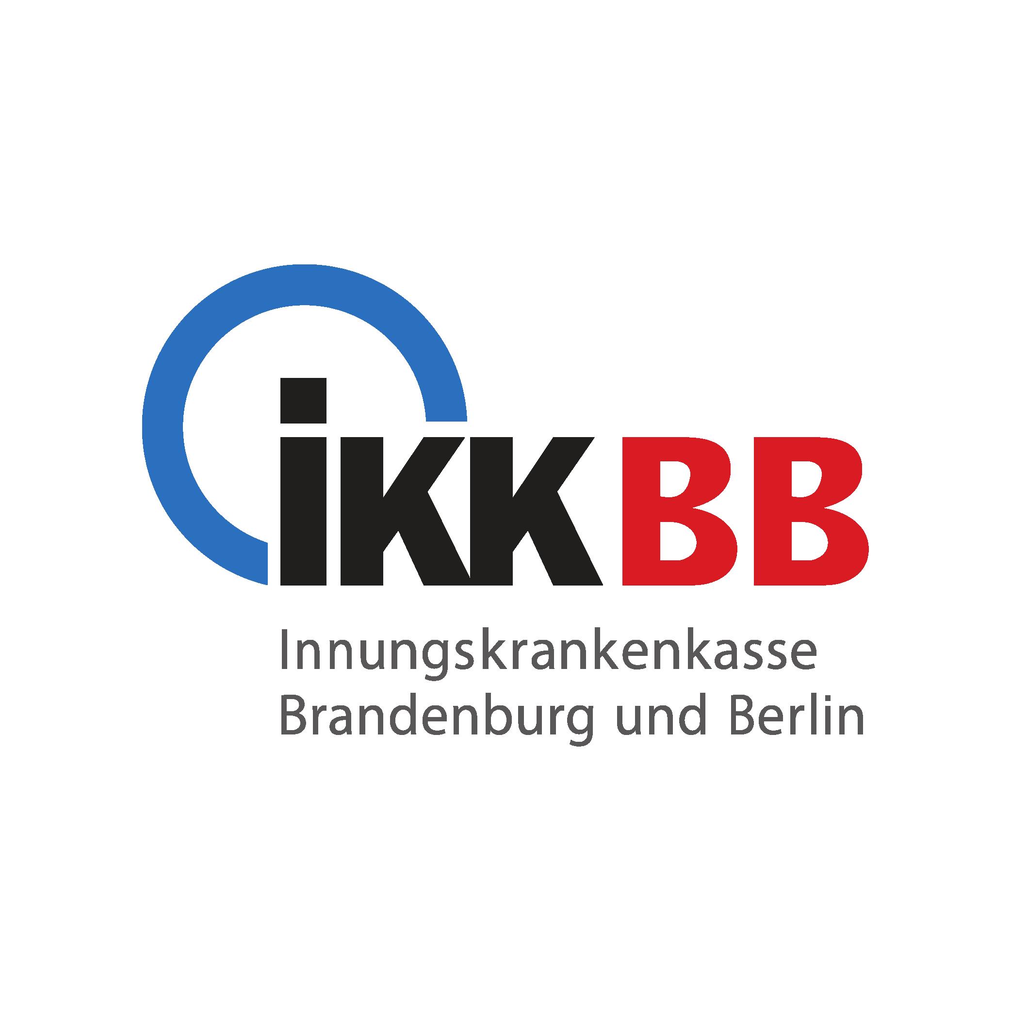 Markenzeichen der IKK Brandenburg und Berlin