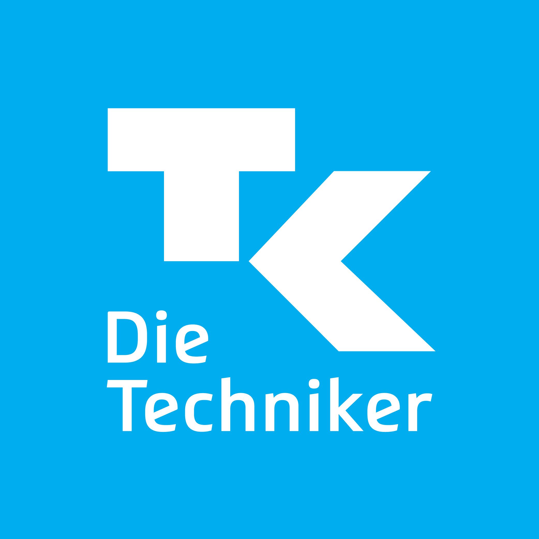 Markenzeichen der Techniker Krankenkasse (TK)